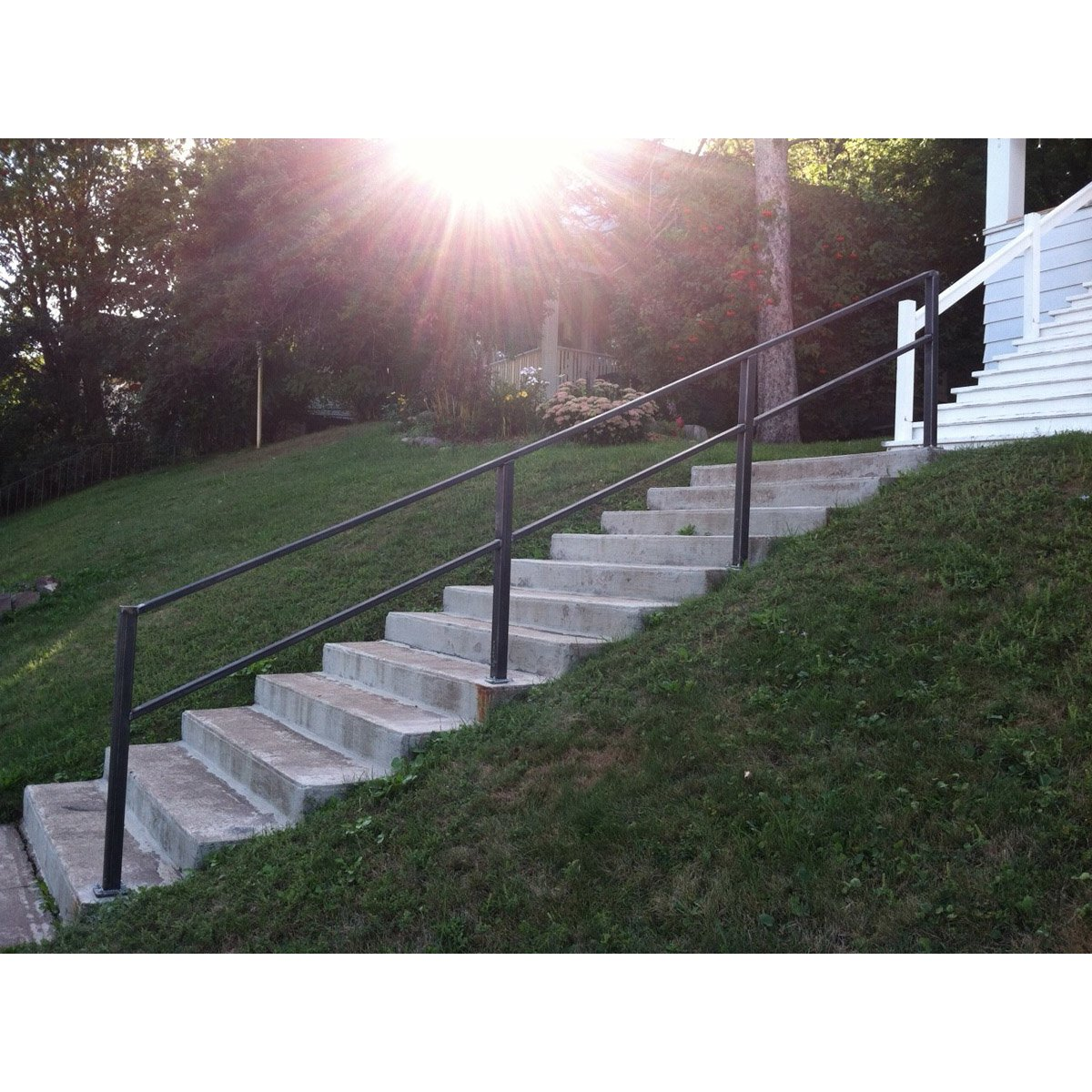 """Basic Commercial Railing"""