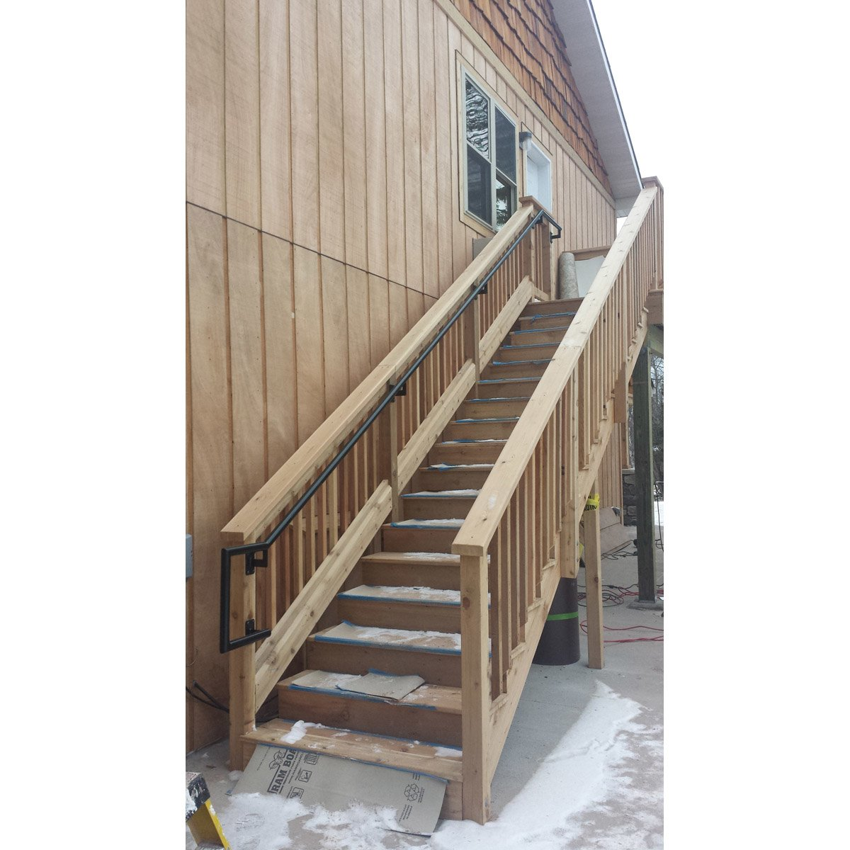 Commercial Handrail (Round)