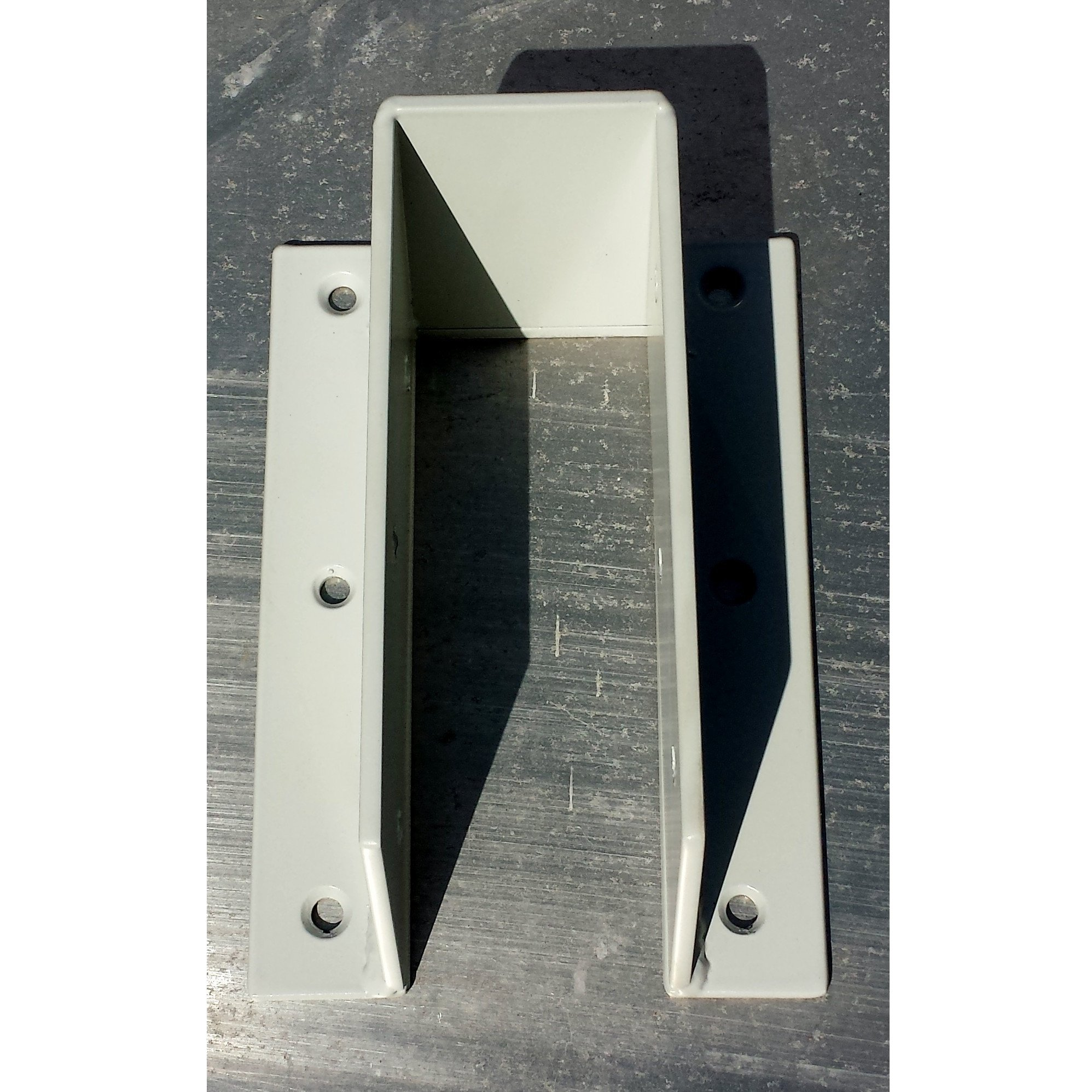 Custom Angled Joist Hangers