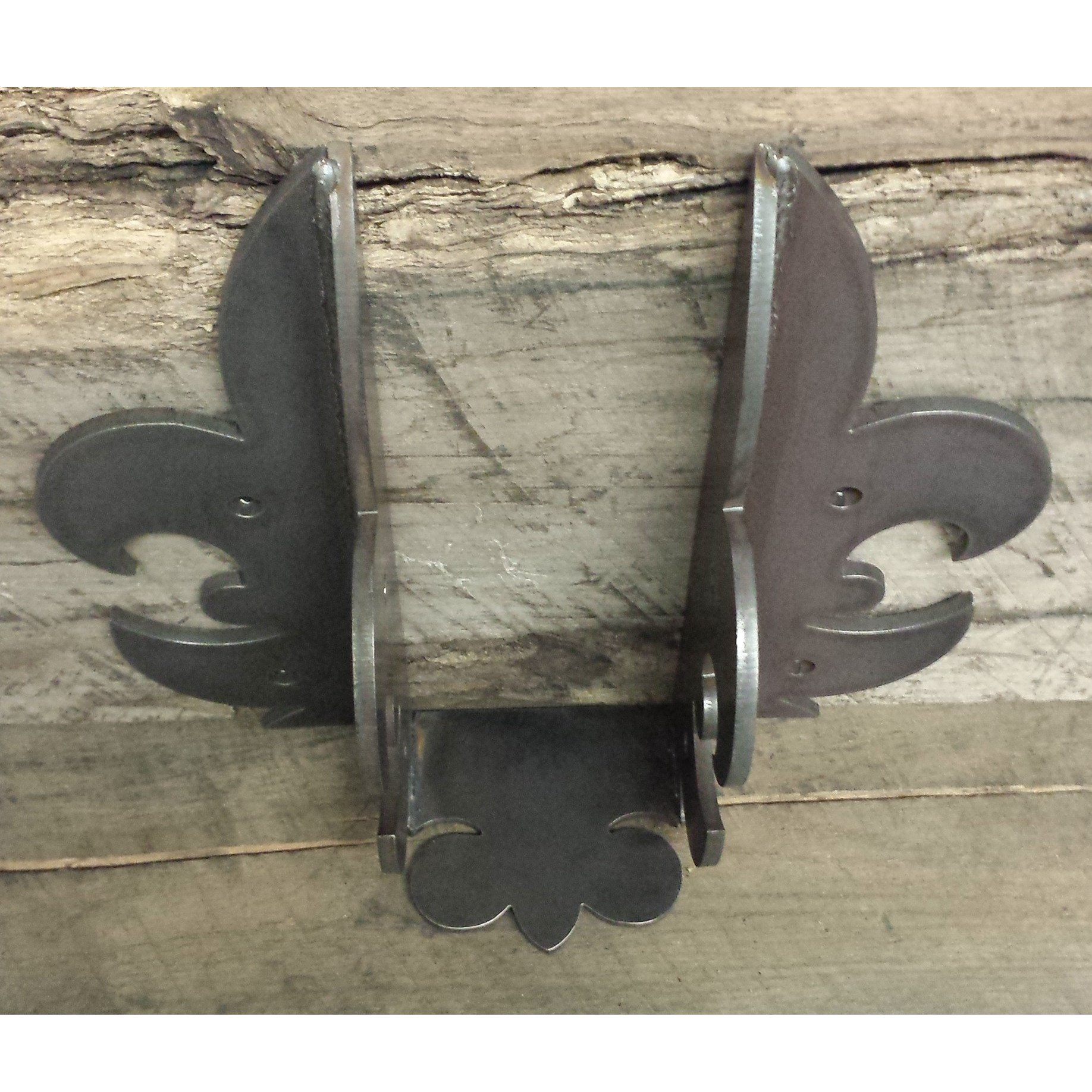 Custom Decorative Le Fleur Joist Hangers