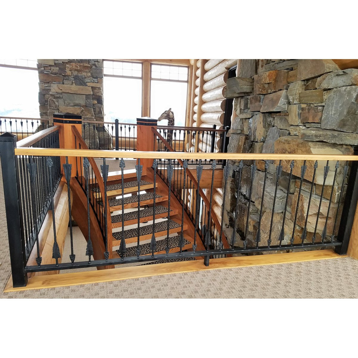 High End Custom Railing