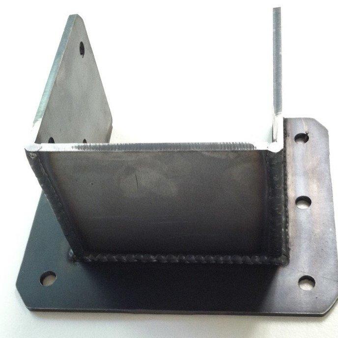 Custom Steel Joist Hangers