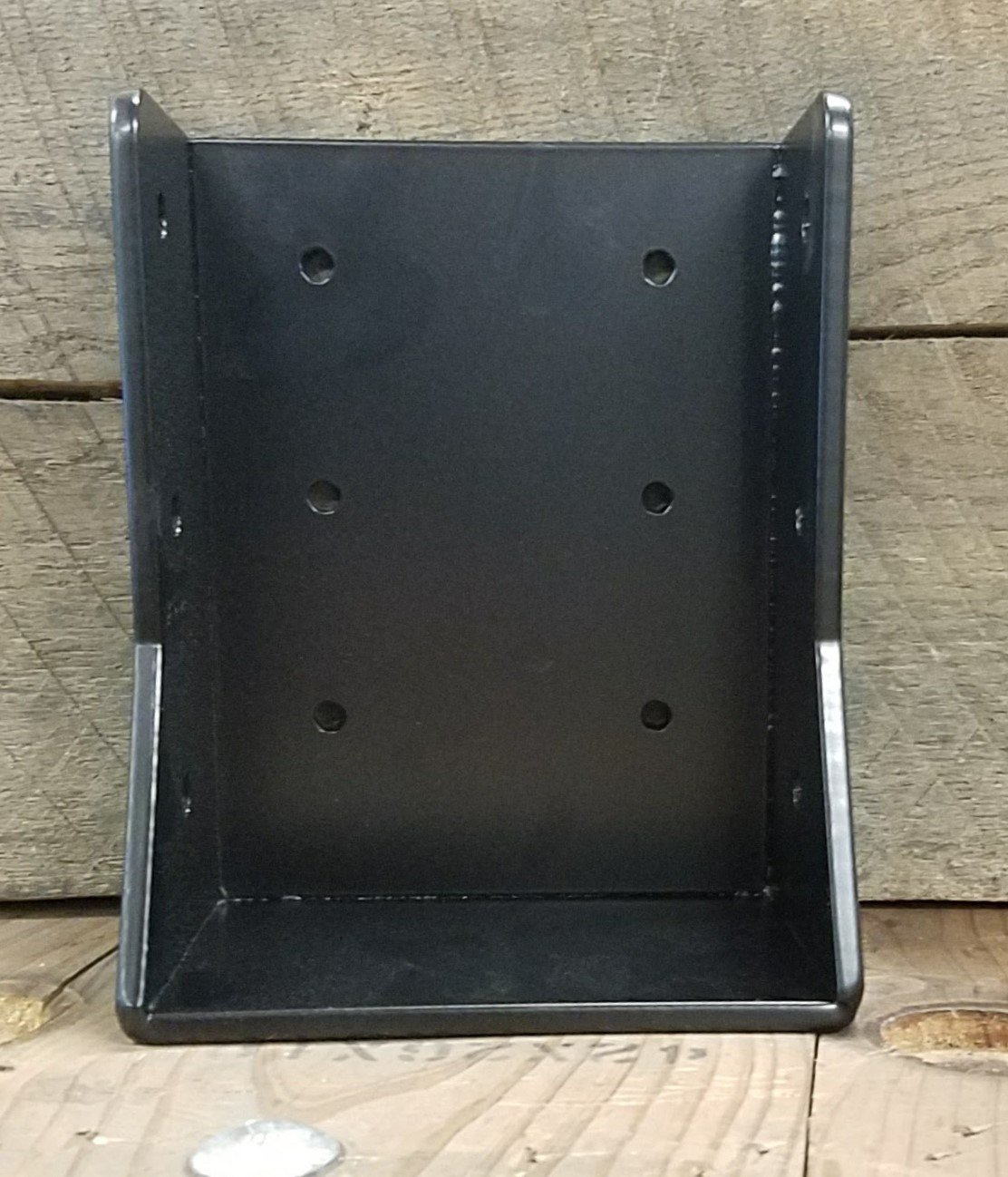 Joist Hangers with Inside or Hidden Flanges