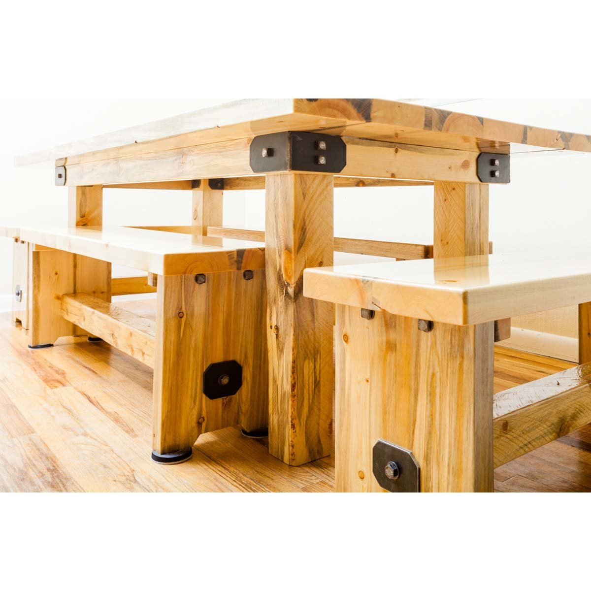 """L"" Angle Timber Brackets"