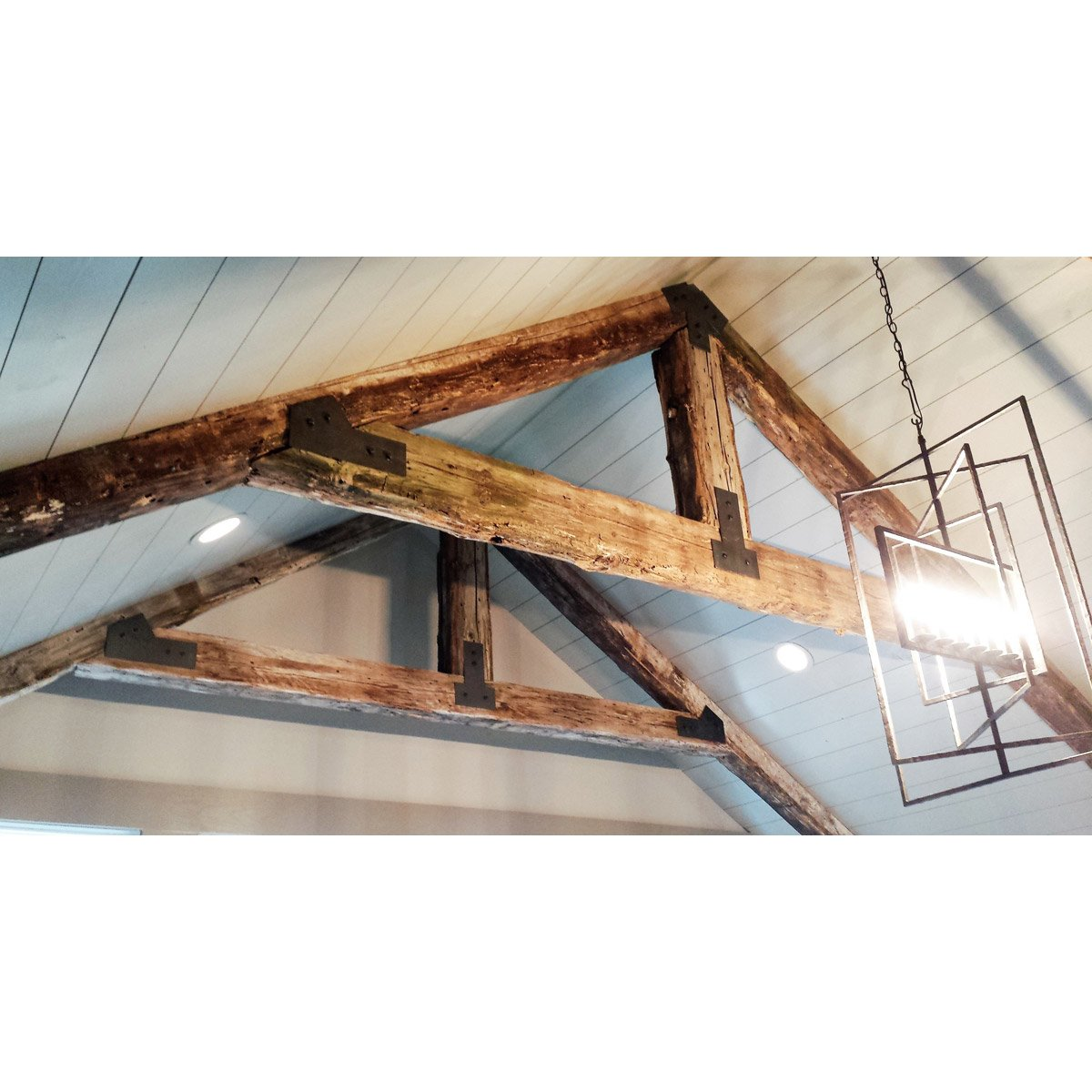 Beam Connecting Roof Peak Truss Bracket Rb 3