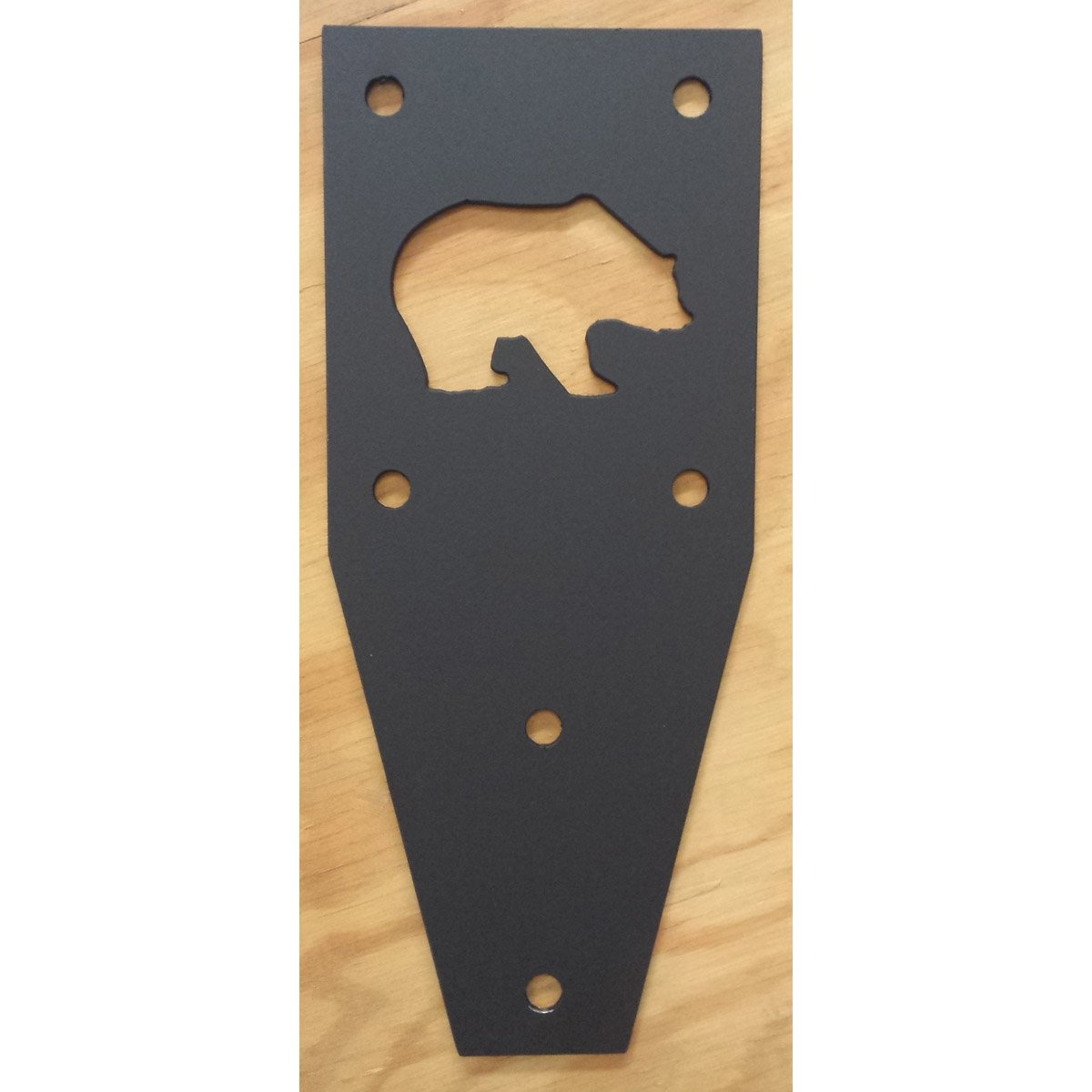 Decorative Facial Beam Bracket with Bear Cut Out
