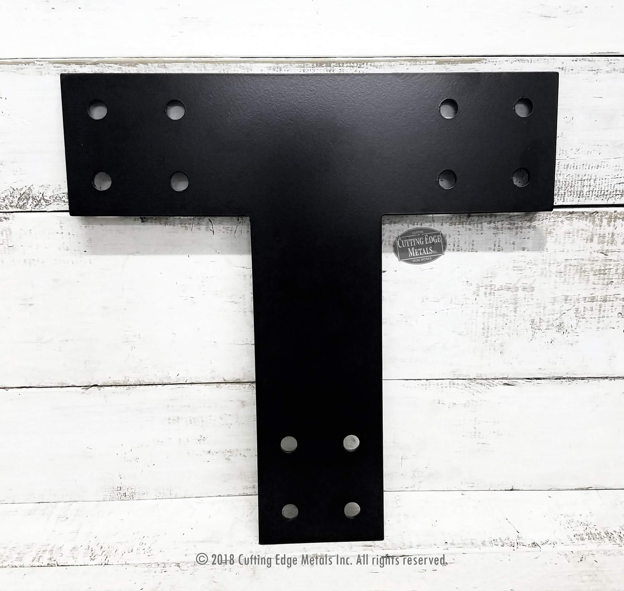 Facial Or Flat Brackets Truss Plates Cutting Edge Metals Inc